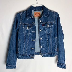 Levi's Customized Jean Jacket